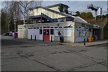 TQ1968 : Berrylands Station by N Chadwick