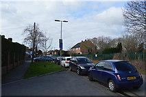 TQ1968 : Lower Marsh Lane by N Chadwick