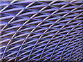 TQ3083 : The roof of the entrance hall of Kings Cross Station (2) : Week 18
