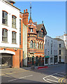 SK5740 : Watson Fothergill's Offices restored by John Sutton