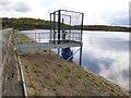 SE3041 : Eccup reservoir - syphon arrangement, upstream valve by Stephen Craven