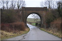 TR2254 : Railway Bridge, Bramling Rd by N Chadwick
