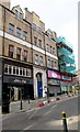 ST3188 : Lillie's Cafe & Sandwich Bar, Skinner Street, Newport by Jaggery