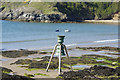 SH3793 : St Patrick's Bell, Cemaes by Stephen McKay