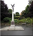 SS5147 : Ilfracombe War Memorial by Jaggery