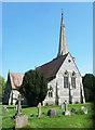 SU2564 : St Katharine's Church, Savernake by Des Blenkinsopp