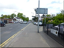 H4573 : Mountjoy Road, Omagh by Kenneth  Allen