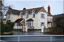 SX9779 : Large house on Dawlish Warren Rd by N Chadwick