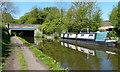 SJ8120 : Gnosall Railway Bridge 35A by Mat Fascione
