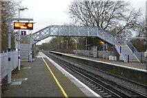 TR2353 : Adisham Station by N Chadwick