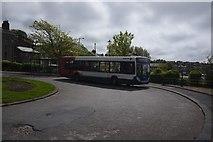 SD4161 : Bus circle by Bob Harvey