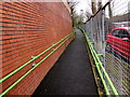 SK1000 : Ramp access to Blake Street railway station platform 2, Hill Hook, Sutton Coldfield by Jaggery