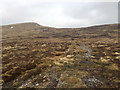 NN5048 : Boggy round on the approach to Meall Buidhe by John Allan