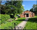 SO1824 : Cwmdu Village Hall, Powys by Jaggery