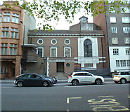 TQ2780 : Tyburn Convent (5) by Anthony O'Neil