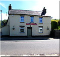 SO1723 : West side of the Farmers Arms, Cwmdu, Powys by Jaggery
