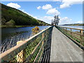 J1020 : The start of the return journey along the Newry Greenway by Eric Jones