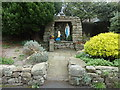 SD5868 : The Grotto at St. Mary's Catholic Church, Hornby by Stephen Armstrong