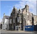 NJ7064 : Macduff town hall, 17 Shore Street by Bill Harrison