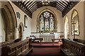 TA1703 : Chancel, Holy Trinity church, Swallow by Julian P Guffogg