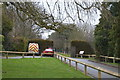 TQ5837 : Entrance to Kent & Sussex Cemetery by N Chadwick