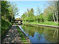 SP0792 : Tame Valley canal, between Perry Barr locks 11 and 10 by Christine Johnstone
