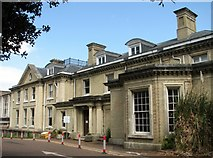 TG2407 : Carrow House - former home of the Colmans by Evelyn Simak