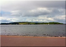 NS2059 : Looking towards Great Cumbrae by Gerald England