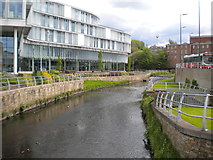 SD8913 : River Roch, Rochdale by Richard Vince