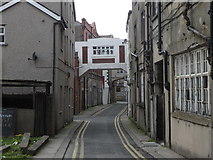 SD4364 : Back Crescent Street, Morecambe by Stephen Armstrong