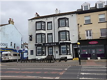SD4364 : The Pier Hotel, Marine Road Central by Stephen Armstrong