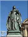 SP0686 : Queen Victoria statue in Victoria Square by John M