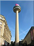 SJ3490 : Radio City Tower, Liverpool by G Laird