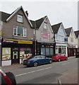 ST1596 : Premier Fleur de Lys convenience store, 17 High Street,  Fleur-de-lis by Jaggery