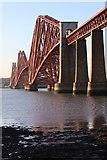 NT1378 : The Forth Bridge, Hawes Pier by Graeme Yuill