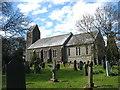 NU0139 : St John the Baptist church, Lowick by David Purchase