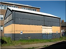 TG2407 : ATB Laurence Scott Ltd - generator house by Evelyn Simak