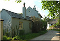 SX7977 : Listed buildings, Brimley by Derek Harper