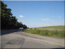 TL3340 : Baldock Road entering Royston by David Howard