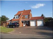TL3142 : House on Meeting Lane, Litlington by David Howard