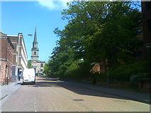 SO9198 : Church Street View by Gordon Griffiths