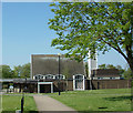 TG5103 : Great Yarmouth Crematorium by Adrian Cable