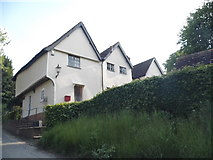 TL2933 : House on The Street, Wallington by David Howard