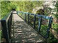 SE2641 : Access bridge to Breary Marsh by Stephen Craven