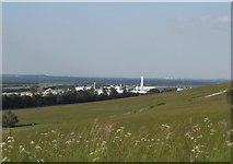 TL3441 : Industrial area in Royston by David Howard