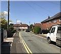 SJ8645 : Oliver Road, Hartshill by Jonathan Hutchins
