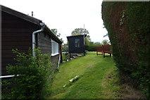 TM3569 : The David Langford Pavilion by Geographer