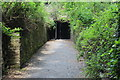 SO2800 : Entrance to Tramway tunnel, Pontypool by M J Roscoe