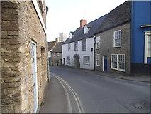 ST6834 : Patwell Street, Bruton by David Howard