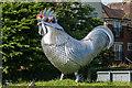 TQ1749 : The Dorking Cockerel by Ian Capper